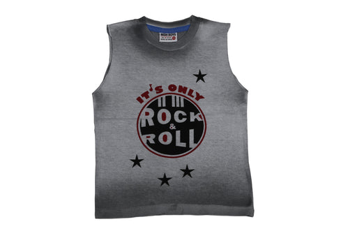 Muscle Tee- Rock & Roll (1489490804811)