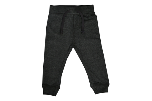 Heathered Black Jogger Pants