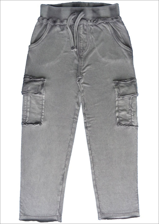 Enzyme Cargo Pants - Coal (4514356625483)