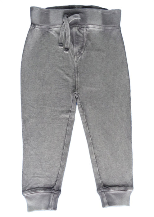 Enzyme Jogger Pants - Coal (4514359181387)
