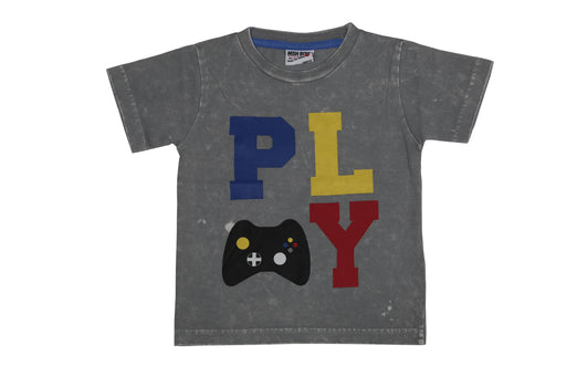 T-Shirt - Play - Heather