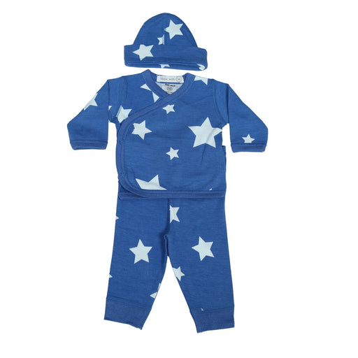 NEW Little Mish Stars 3 Piece Take Me Home Set - Cobalt (4497758781515)