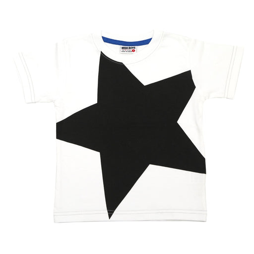 NEW! T-Shirt - Black Star (4738117304395)