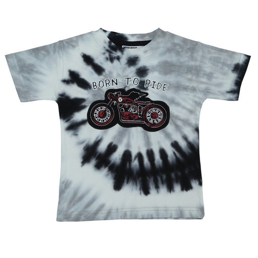 T-Shirt - Born to Ride (4464809214027)
