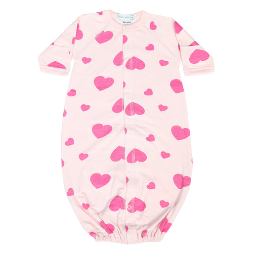 NEW Little Mish Heart Converter Gown - Pink (4499527696459)