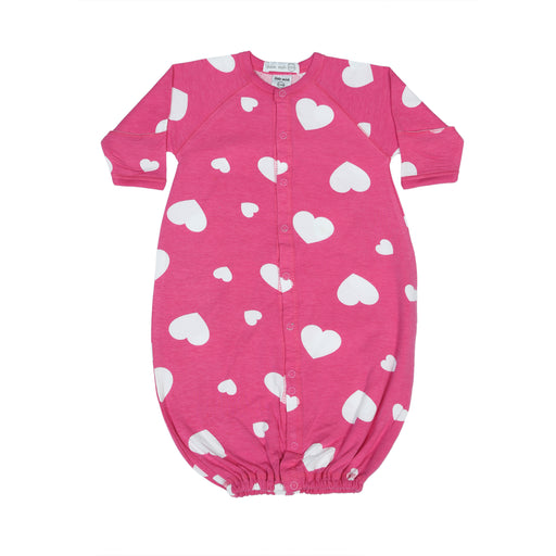 NEW Little Mish Heart Converter Gown - Bubblegum (4499526090827)