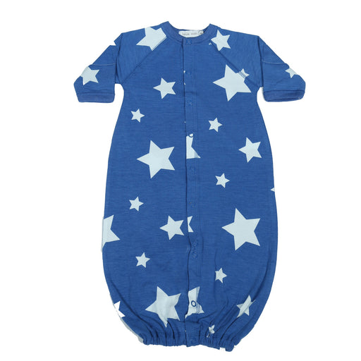 NEW Little Mish Stars Converter Gown - Cobalt (4499539198027)