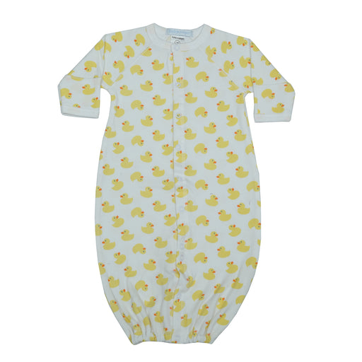 NEW Converter Gown - Yellow Ducks (4345791414347)