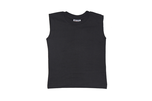 Solid Muscle Tee - Black (9851142802)