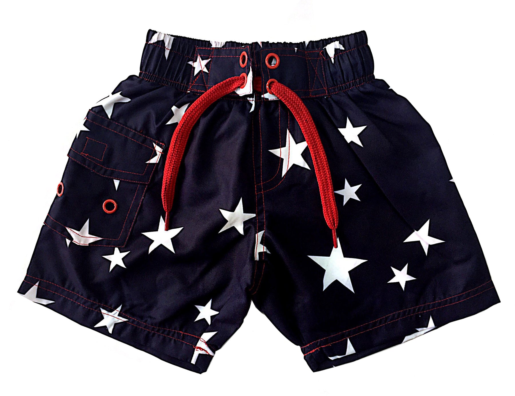 Board Shorts - Navy Stars