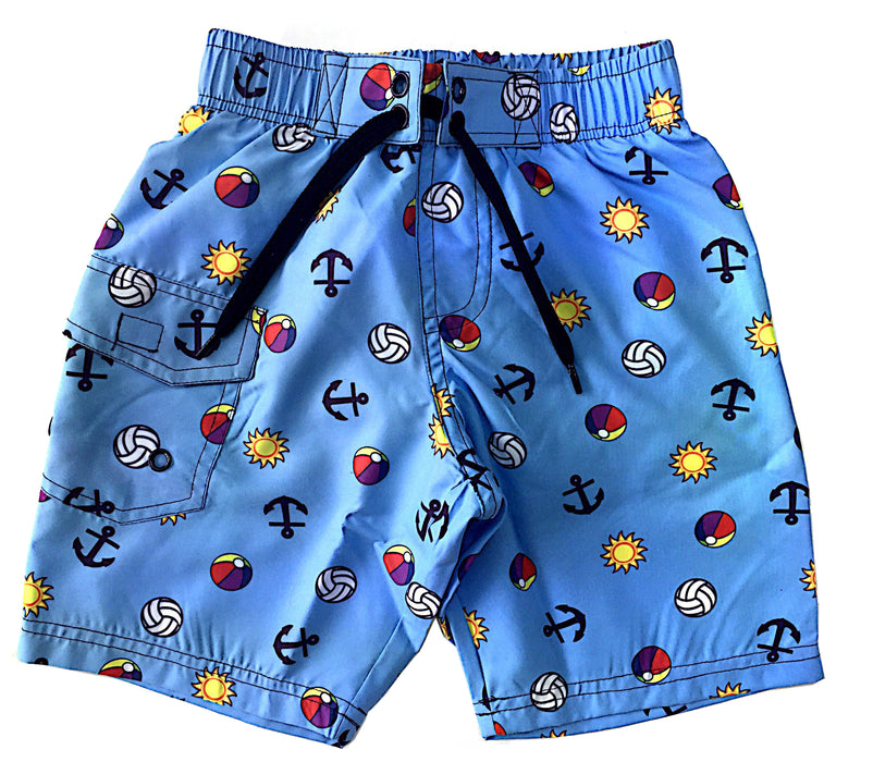 Board Shorts - Beachballs