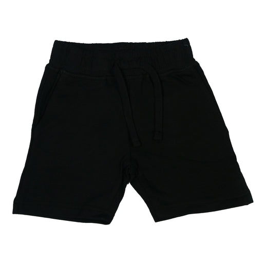 Solid Comfy Shorts - Black (1489760714827)
