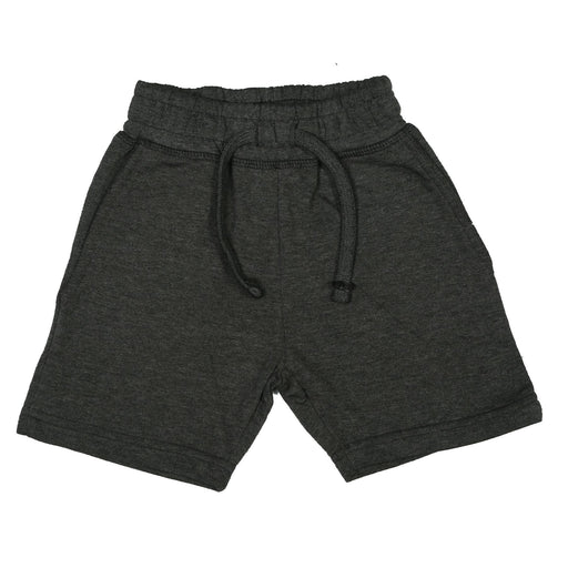 Heathered Comfy Shorts - Black (194078310418)