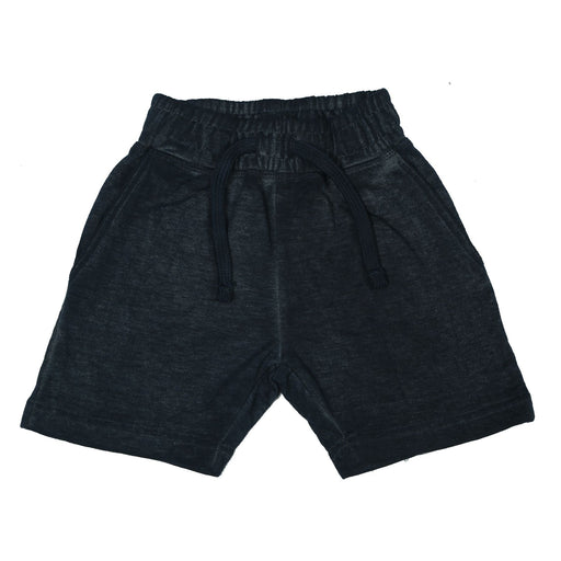 Heathered Comfy Shorts - Navy (9850137874)