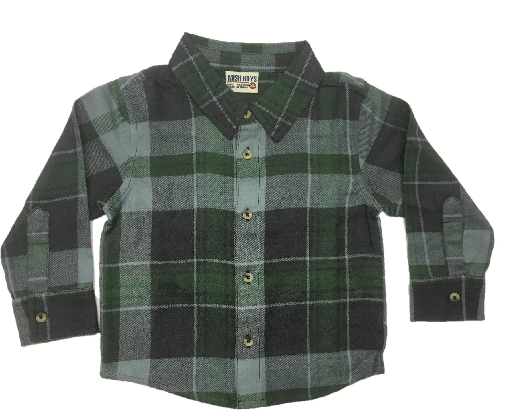 Flannel Shirt - Brayden (4642401026123)