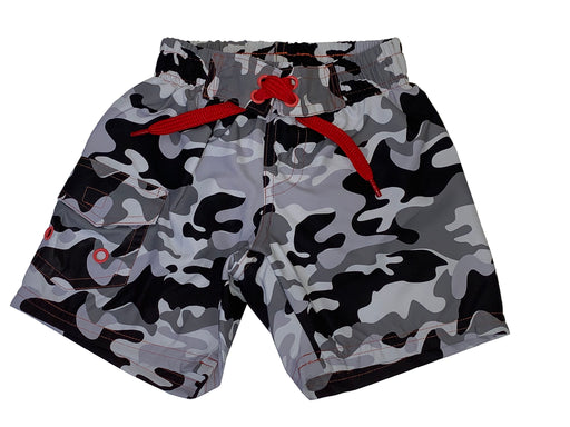 Board Shorts - Black Camo (4464194879563)