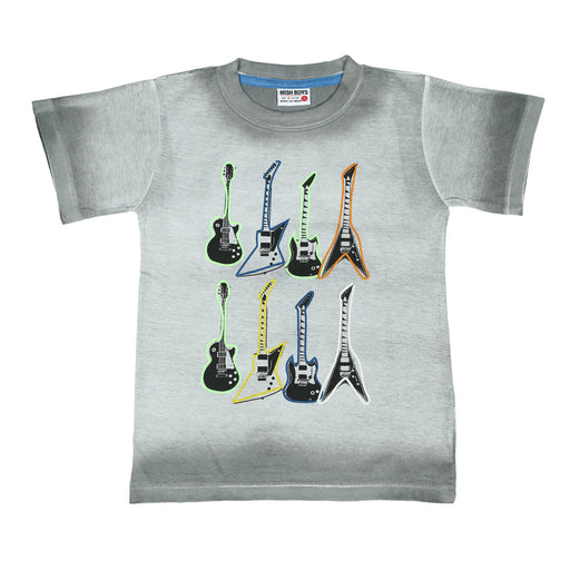 T-Shirt - Electric Guitars (4464836083787)