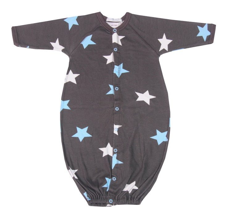 Converter Gown - Stars on Charcoal
