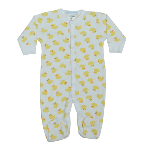 NEW Footie - Yellow Ducks (4342756606027)