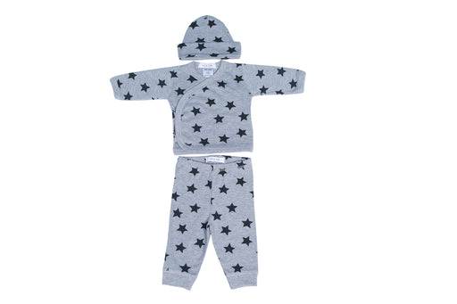 NEW Little Mish Star 3 Piece Take Me Home Set - Heather