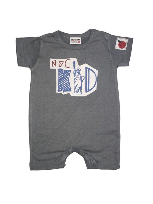 Romper - NYC KID (available in 6M only)