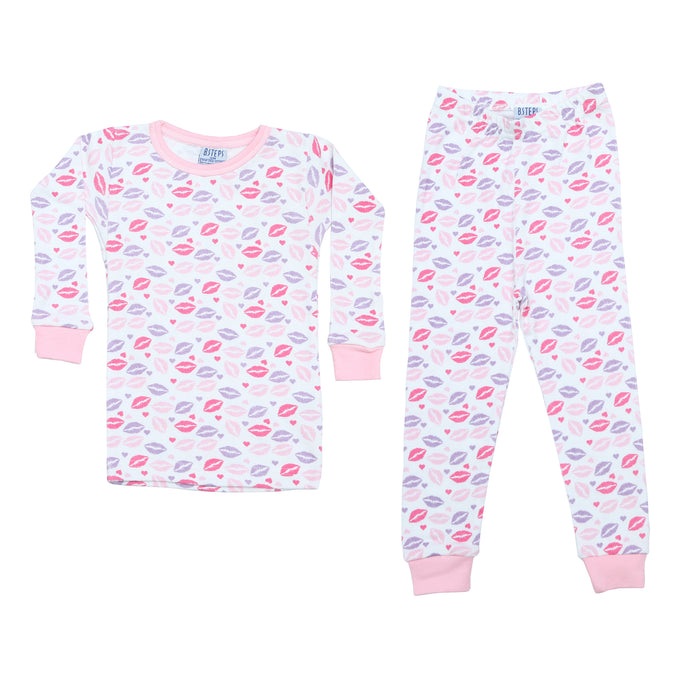 NEW Pajamas - Kisses (4338584944715)