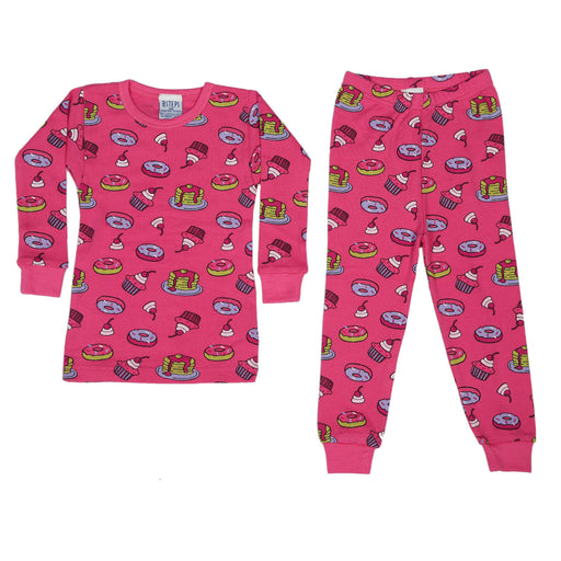 NEW Pajamas - Yummy Breakfast (4338650644555)