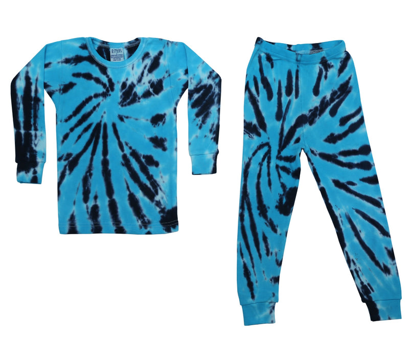 NEW!  NON-THERMAL Tie Dye Pajamas - Joshy (4646272925771)