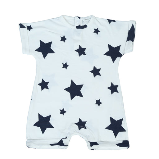 NEW Little Mish Shortall - White/Navy Stars (4497782898763)
