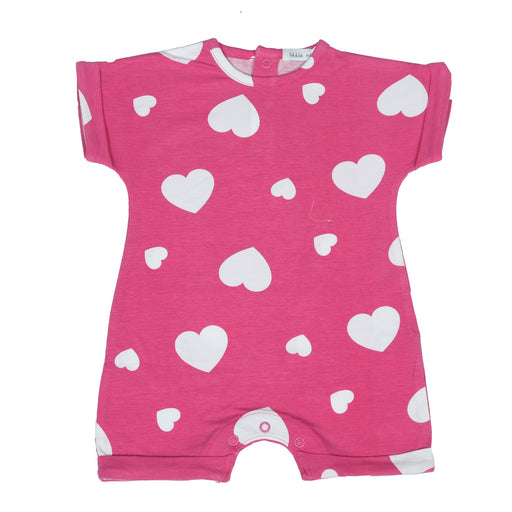 NEW Little Mish Star Shortall - Bubblegum (4497793220683)