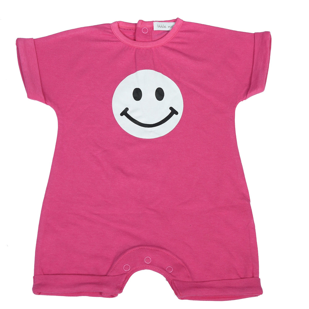 NEW Little Mish Shortall - Bubblegum Smileys (4497795743819)