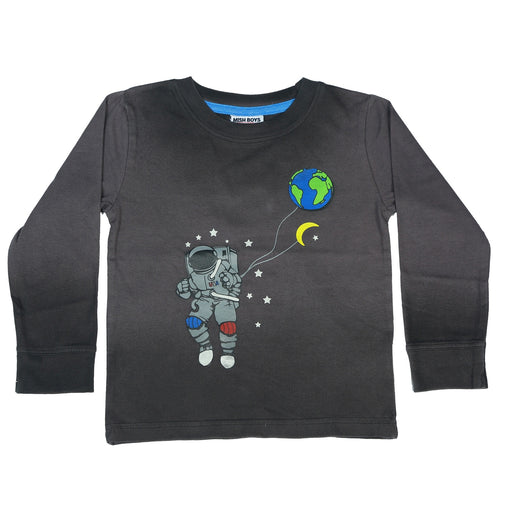 Long Sleeve Shirt - Spaceman (3854321025099)