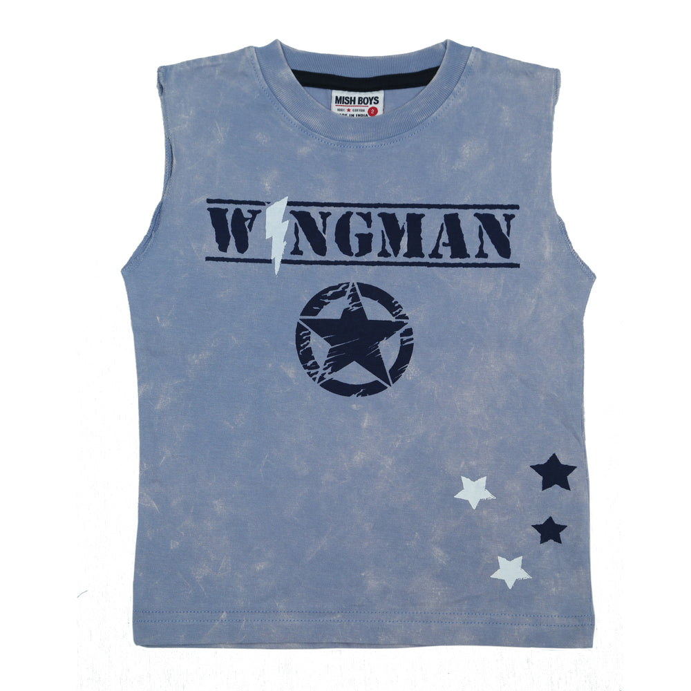 Muscle Tee - Wingman (4466344558667)