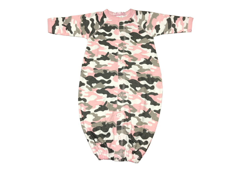 Converter Gown - Pink Camo