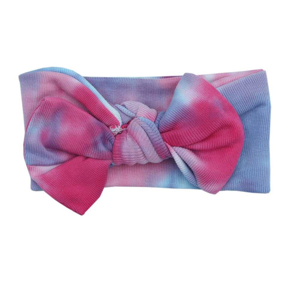 NEW! Tie Dye Headband- Diva (4715714740299)