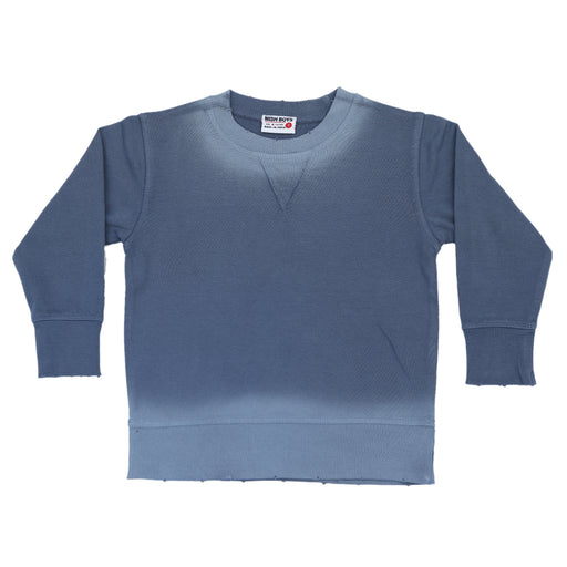 NEW Ombré Sweatshirt - Denim (4664158453835)