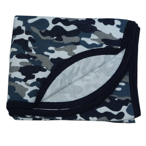 NEW FW20 Little Mish Thermal Blanket - Navy Camo (4653719126091)