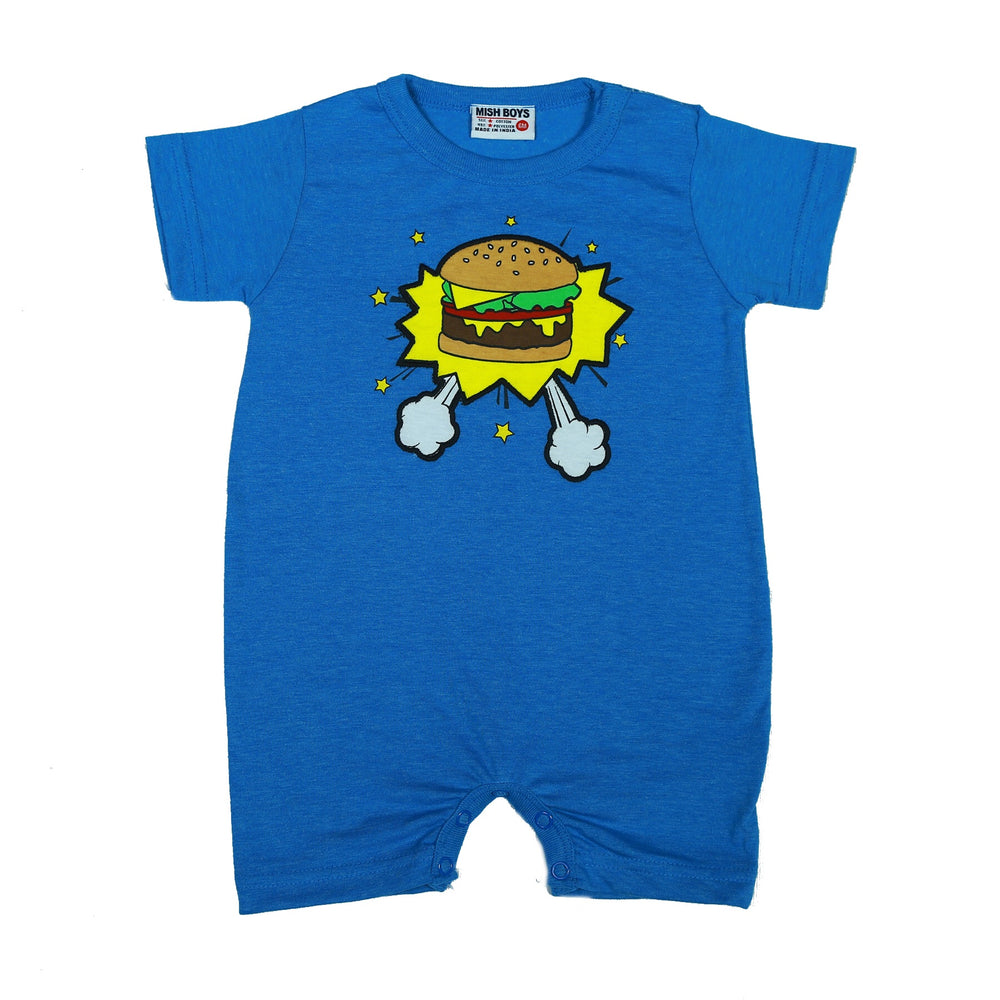 Romper - Super Burger (6552055349323)