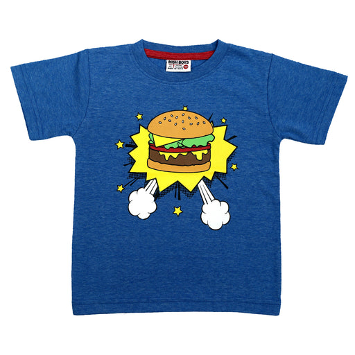NEW! T-Shirt - Super Burger (4738851340363)