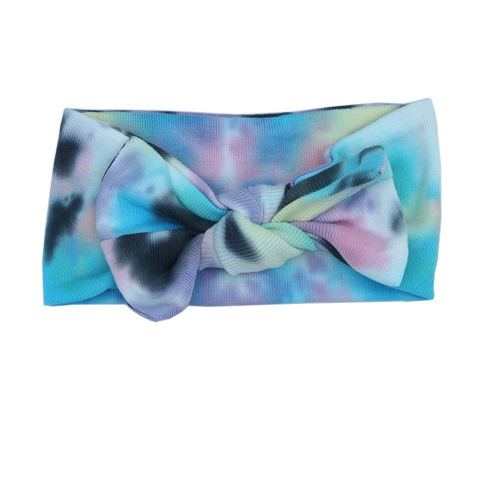 NEW! Tie Dye Headband- Isla (4715716083787)