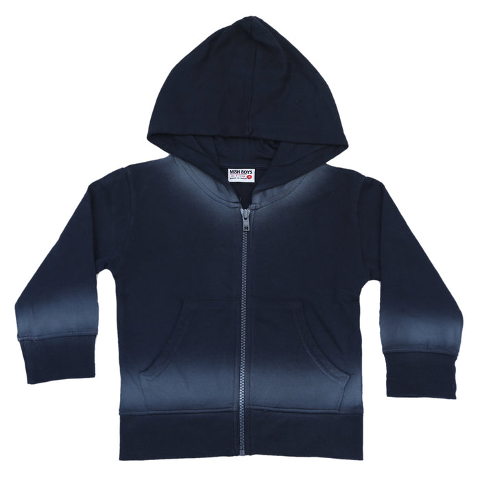 NEW Ombré Hoody - Navy (4665138479179)