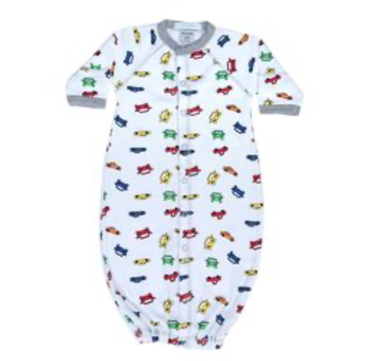 New Baby Steps Converter Gown - Cars (4698099712075)