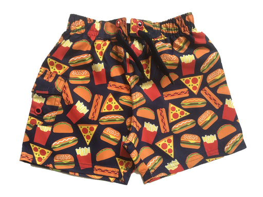 NEW! Swim Board Shorts - Junk Food (4739750690891)
