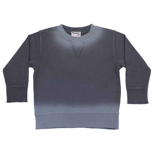 NEW Ombré Sweatshirt - Coal (4664180637771)