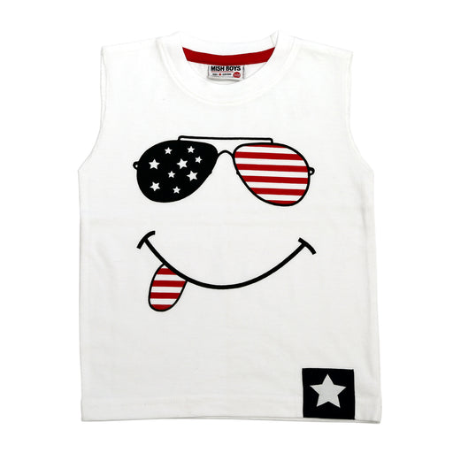 NEW! Muscle Shirt - American Sunglasses (4738874966091)