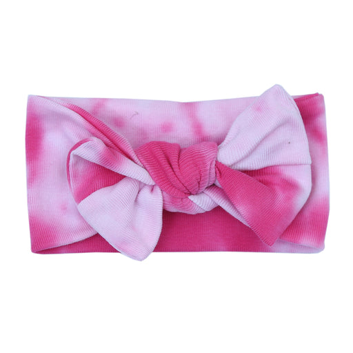 NEW! Tie Dye Headband- Roses (4715717001291)