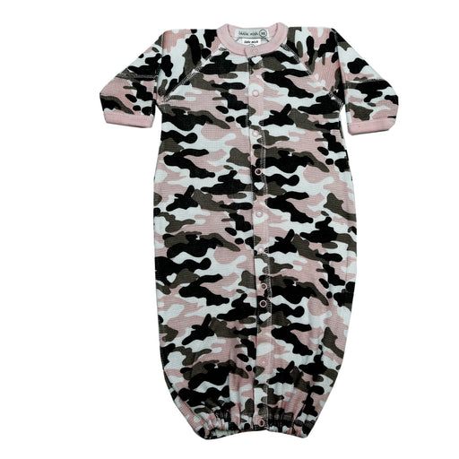 NEW FW20 Little Mish Thermal Converter Gown - Pink Camo (4655120678987)