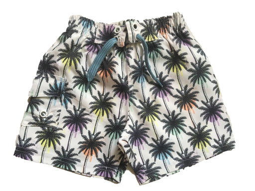 NEW! Swim Board Shorts - Palm Trees (4739759800395)