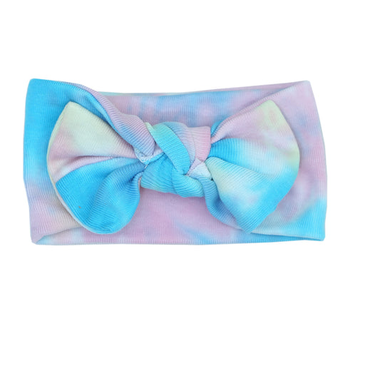 NEW! Tie Dye Headband- Ella (4715715428427)