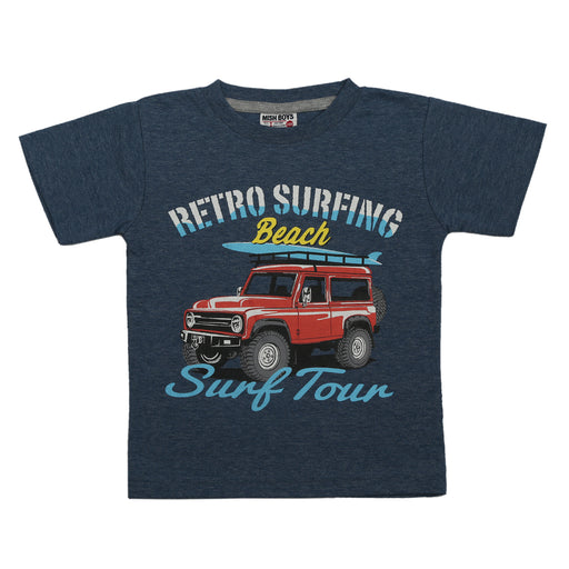 NEW! T-Shirt - Retro Surfing (4738108784715)
